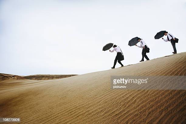 Men in sands series