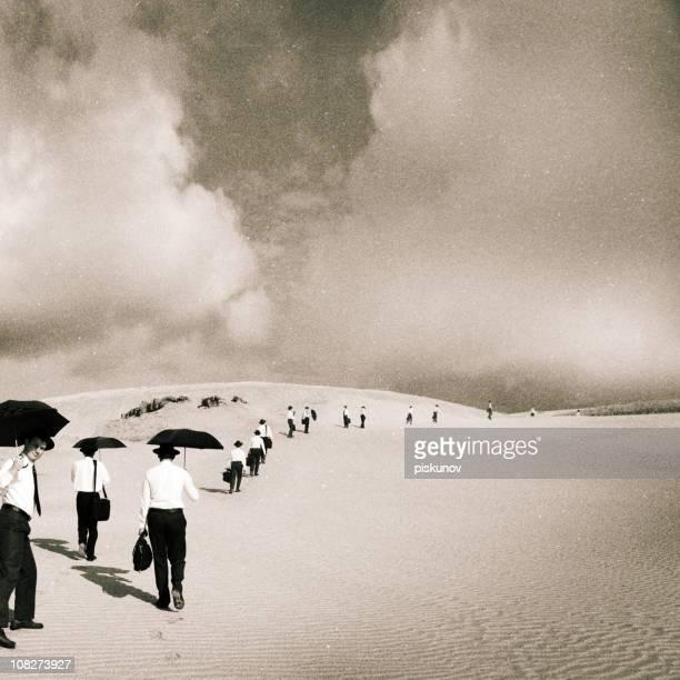 Men in sands series
