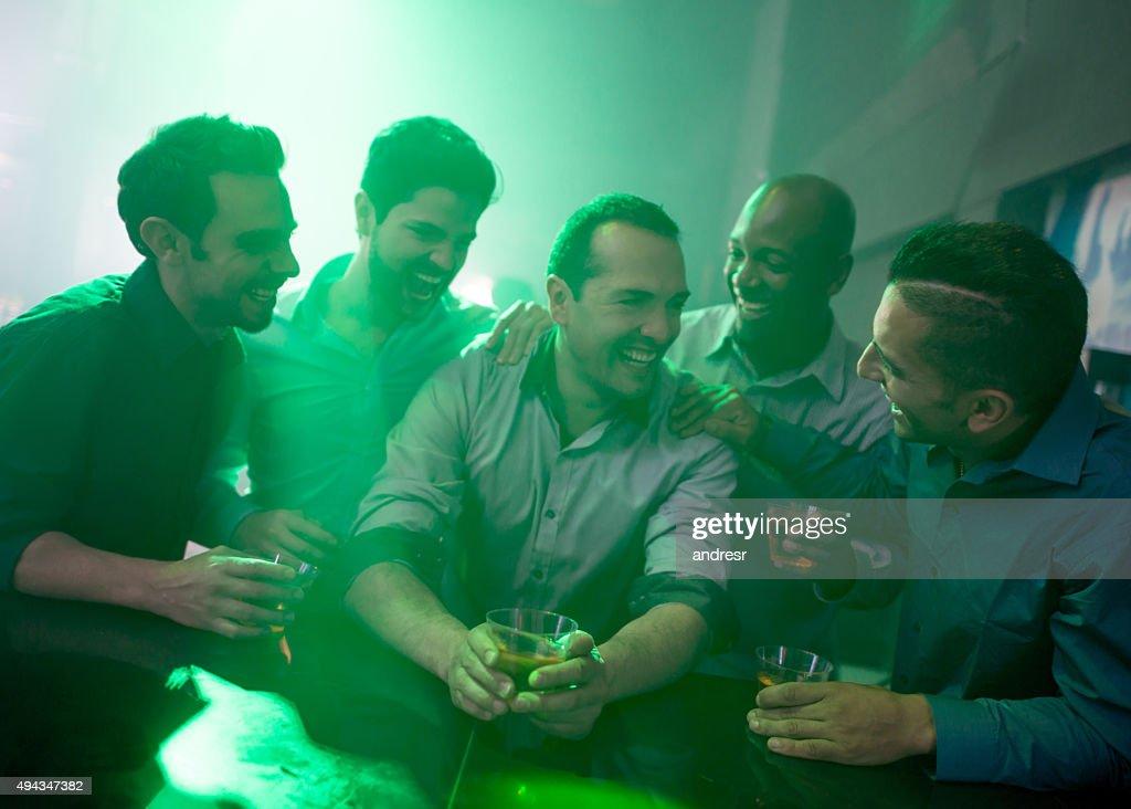 Men night out