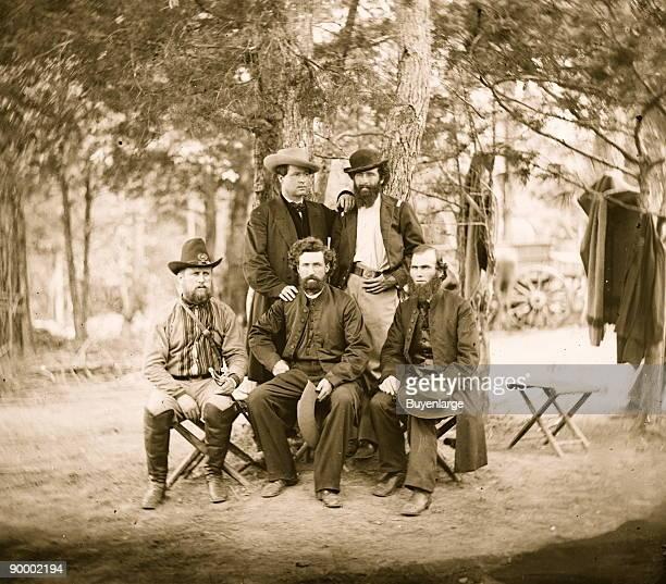 Men of the Irish Brigade