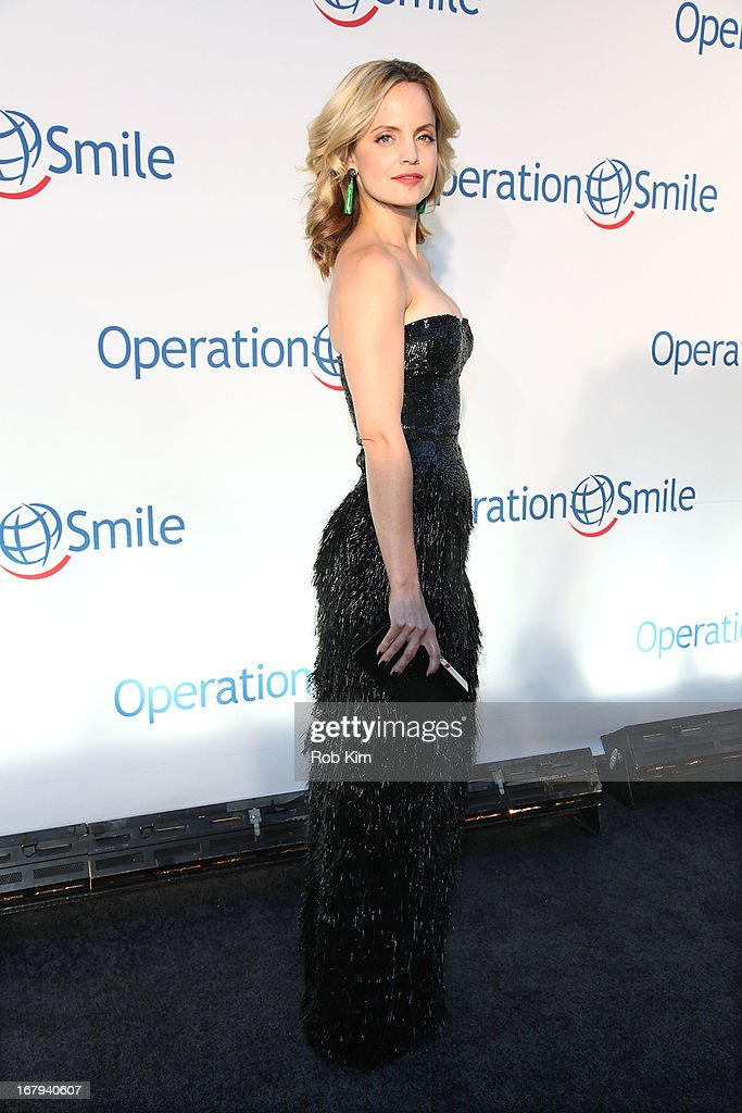 Mena Suvari attends Operation Smile 30th Anniversary Celebration at Cipriani 42nd Street on May 2, 2013 in New York City.