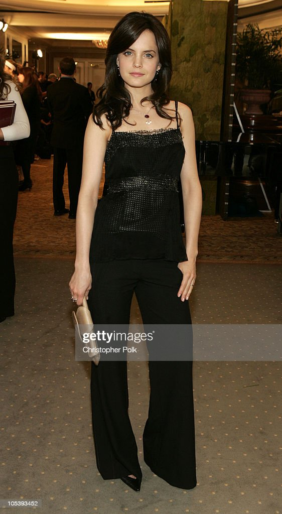 In Style Magazine and the DIC Host Luncheon to Celebrate the 2005 Awards Season