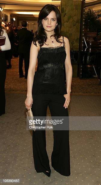 Mena Suvari during In Style Magazine and the DIC Host Luncheon to Celebrate the 2005 Awards Season at Beverly Hills Hotel in Beverly Hills California...