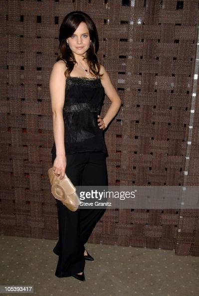 Mena Suvari during InStyle Magazine and the DIC Host Luncheon to Celebrate 2005 Awards Season at Beverly Hills Hotel in Beverly Hills California...