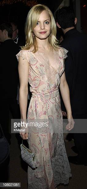 Mena Suvari during The 60th Annual Golden Globe Awards Miramax AfterParty Inside at Trader Vic's in Beverly Hills California United States