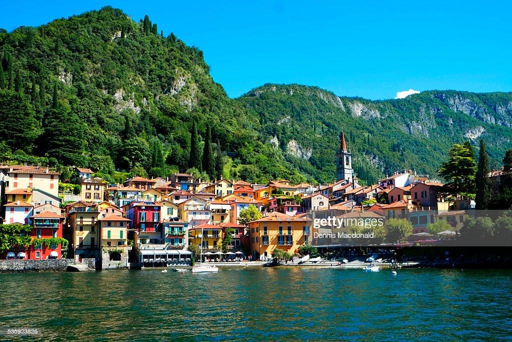 Menaggio, Lake Como : Stock Photo