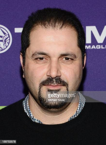 Menlo Ventures Managing Partner Shervin Pishevar attends the Inaugural Youth Ball hosted by OurTimeorg at Donald W Reynolds Center on January 19 2013...