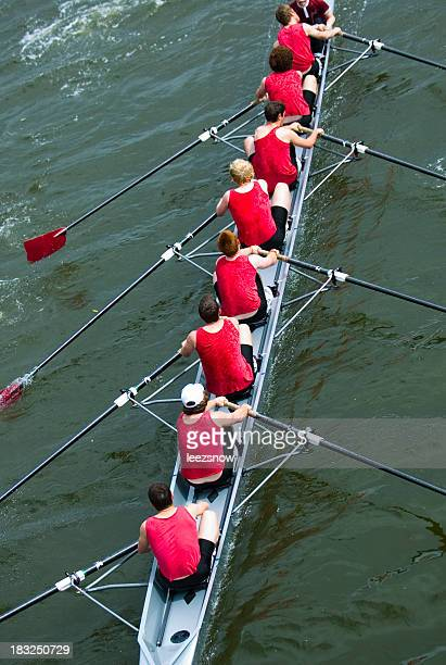 Men's 8-Man Rowing Crew