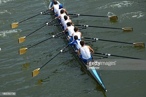 Men's 8-Person Rowing Team
