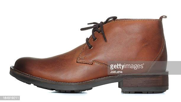 Men's Brown Shoe