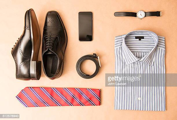 Men's business clothing