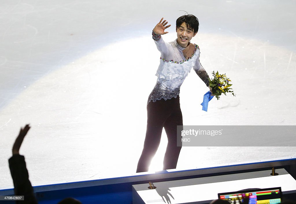 Nbc s quot 2014 sochi winter olympic games quot men s figure skating free