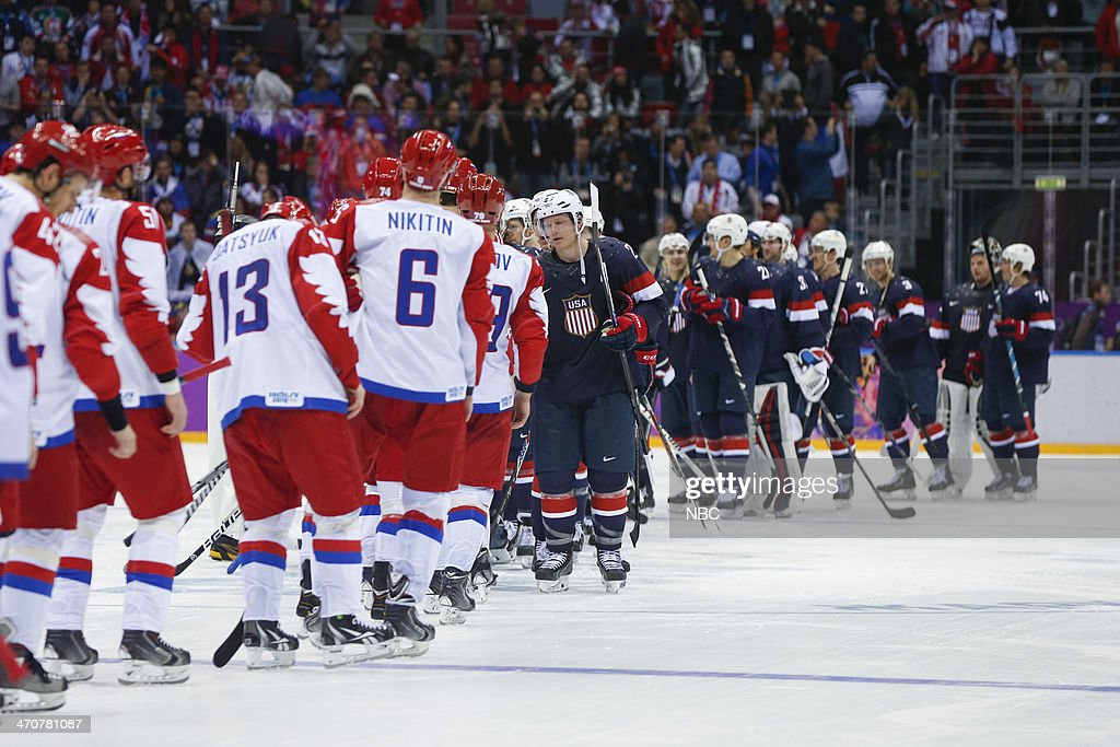 Nbc s quot 2014 sochi winter olympic games quot men s ice hockey men s