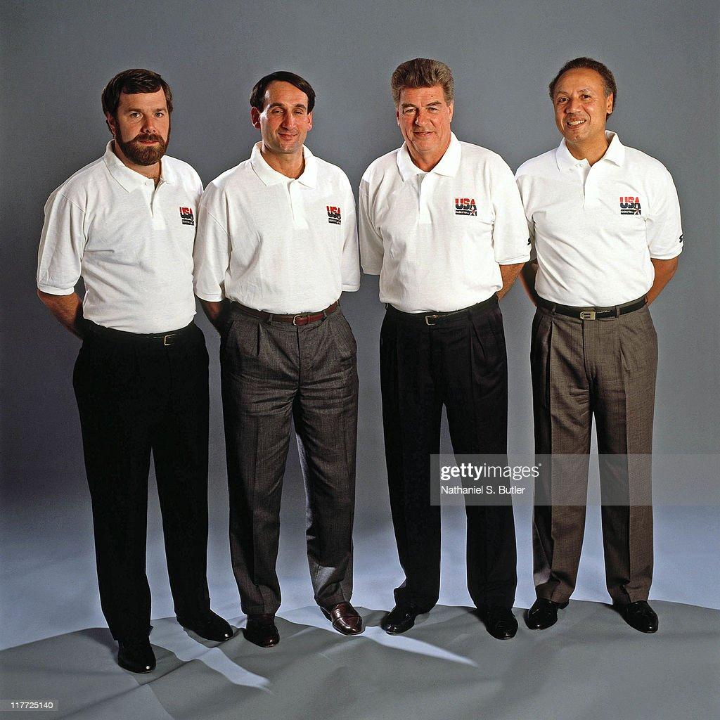 1992 Men s Olympic Basketball Team