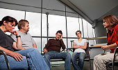 Mental Health Family therapy counseling session