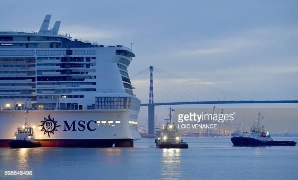Mediterranean shipping company cruises for Msc meraviglia wiki