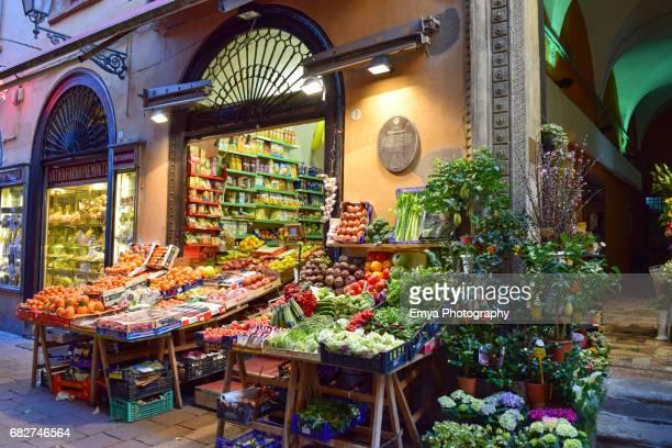 Mercato delle Erbe - Bologna, Italy