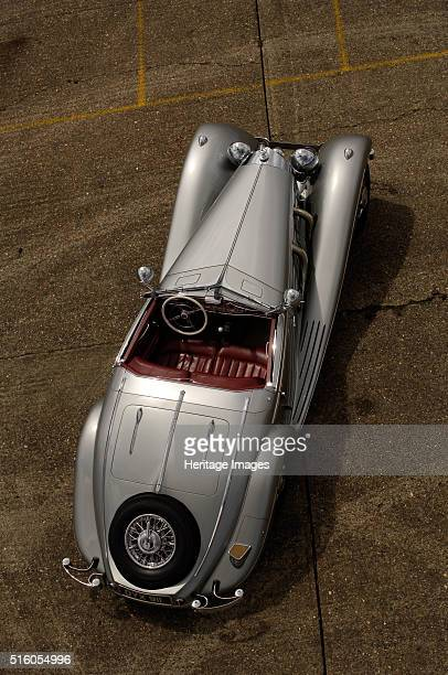 Mercedes Benz 540 k special roadster By Simon Clay