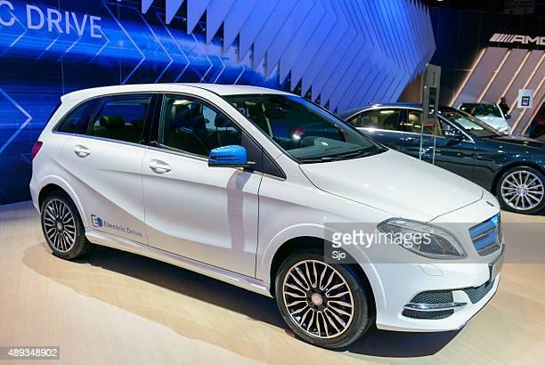 Mercedes Benz B-configuration en voiture électrique