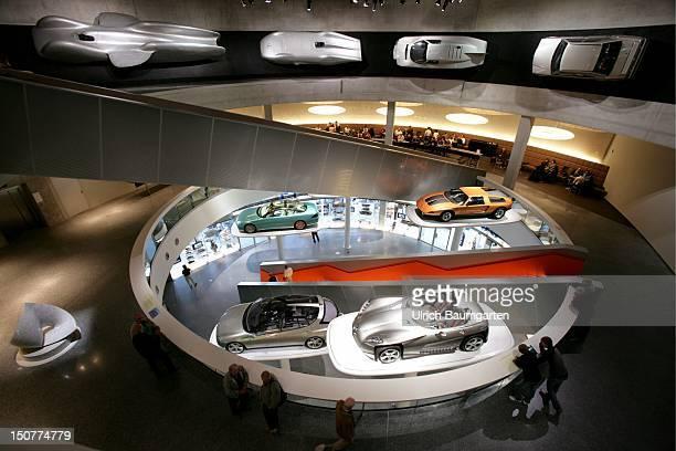 Mercedes Benz Museum oldtimer