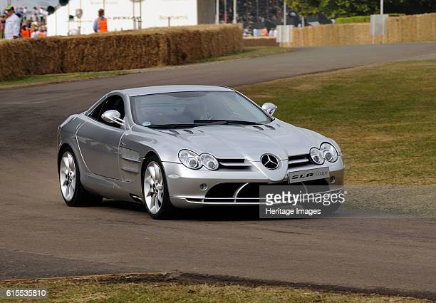 Mercedes Benz SLR McLaren Artist Unknown