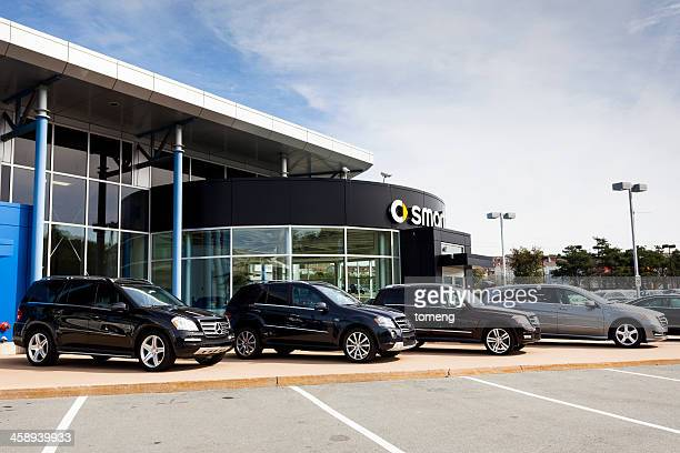 Mercedes Benz Smart Car Dealership