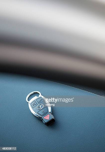 Mercedes Car Key
