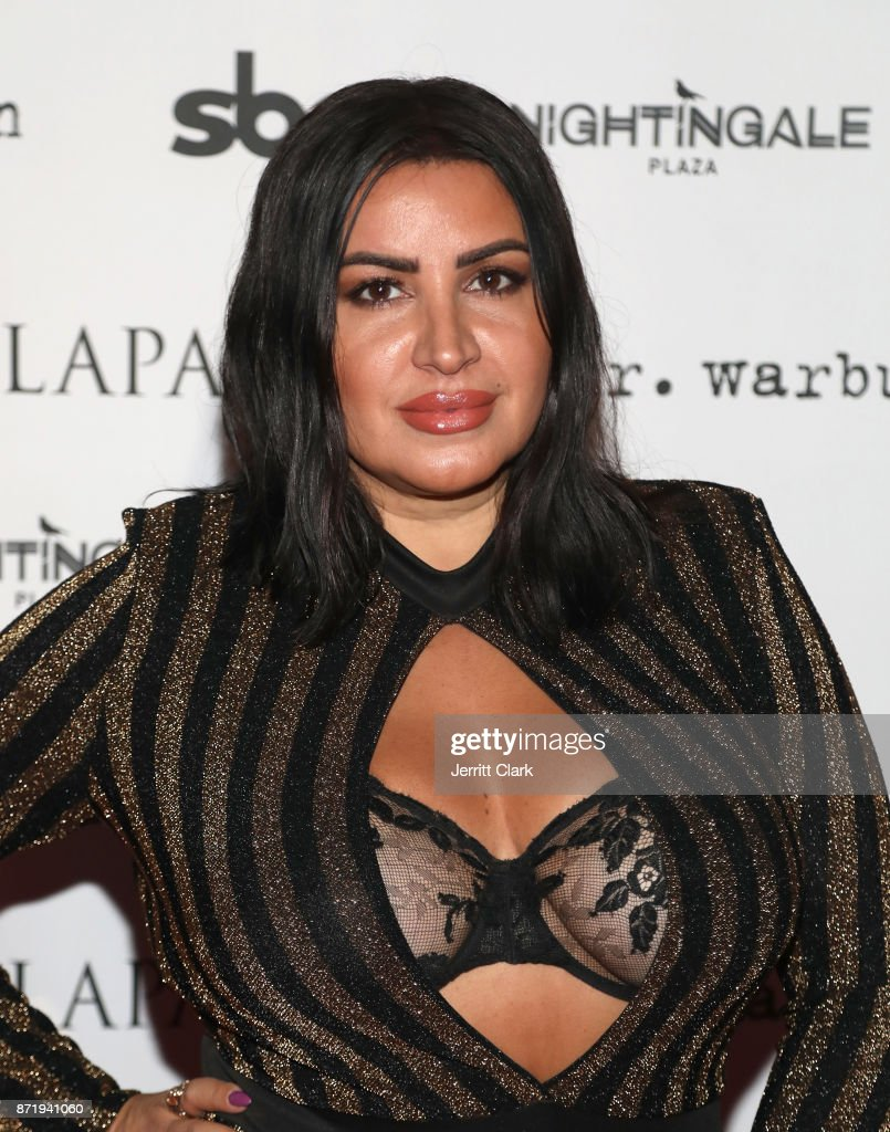 LaPalme Magazine Fall Cover Party - Arrivals
