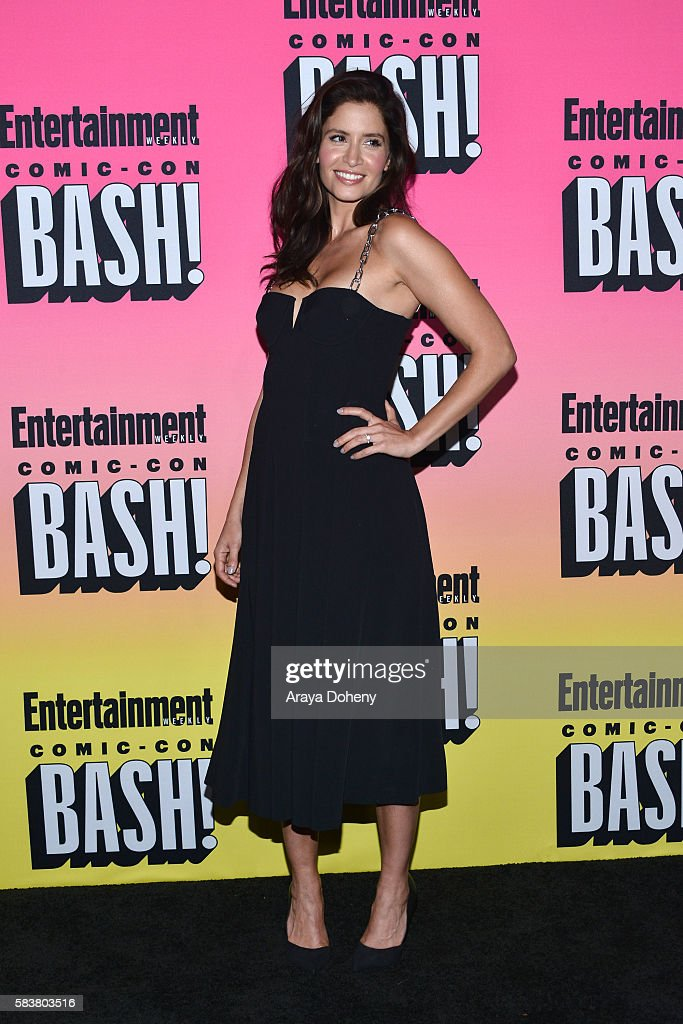 Mercedes Mason attends Entertainment Weekly's Comic-Con Bash held at Float at Hard Rock Hotel San Diego on July 24, 2016 in San Diego, California.