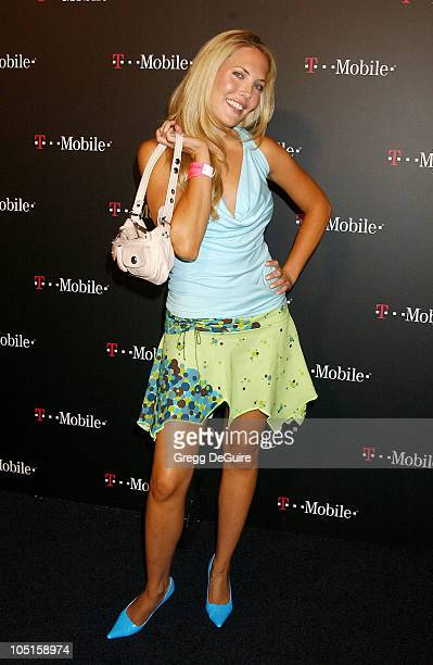 Mercedes McNab during Action Sports and Hollywood's Elite Collide at Exclusive TMobile Party at ArcLight Cinema Rooftop in Hollywood California...