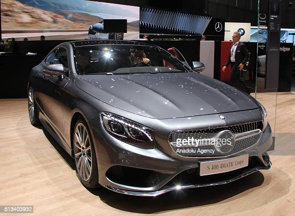 86 International Geneva Motor Show Pictures Getty Images