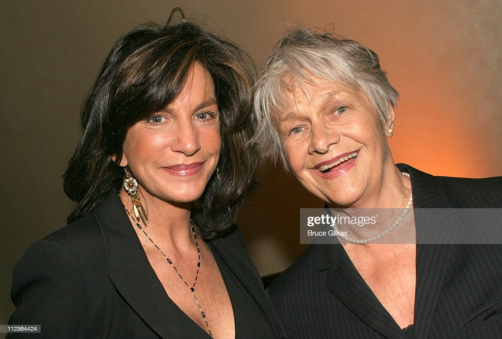 <a gi-track='captionPersonalityLinkClicked' href=/galleries/search?phrase=Mercedes+Ruehl&family=editorial&specificpeople=1137657 ng-click='$event.stopPropagation()'>Mercedes Ruehl</a> and <a gi-track='captionPersonalityLinkClicked' href=/galleries/search?phrase=Estelle+Parsons&family=editorial&specificpeople=221565 ng-click='$event.stopPropagation()'>Estelle Parsons</a> during 71st Annual Drama League Awards at Marriott Marquis Hotel in New York, NY, United States.