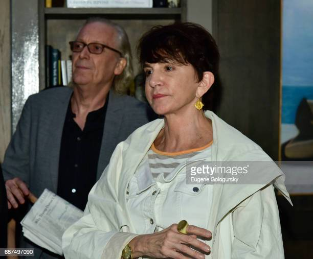 Mercedes Ruehl attends the HGU New York Sag Harbor Cinema Fundraiser at HGU New York on May 23 2017 in New York City
