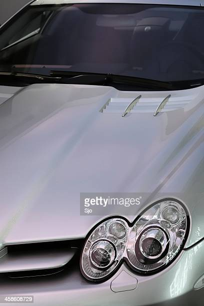 Mercedes SLR dettaglio