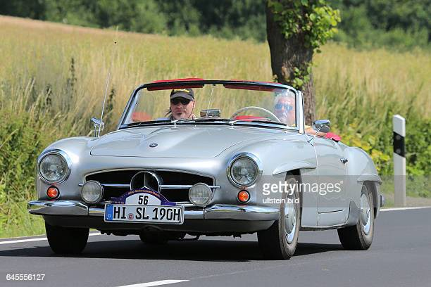 mercedes benz 190sl stock photos and pictures getty images. Black Bedroom Furniture Sets. Home Design Ideas
