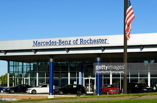 Rochester michigan stock fotos und bilder getty images for Mercedes benz dealers in miami