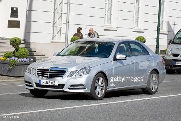 Mercedes-Benz E-Class sedan (W212)
