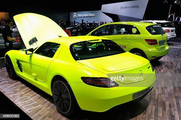 Mercedes-Benz SLS F-Cell
