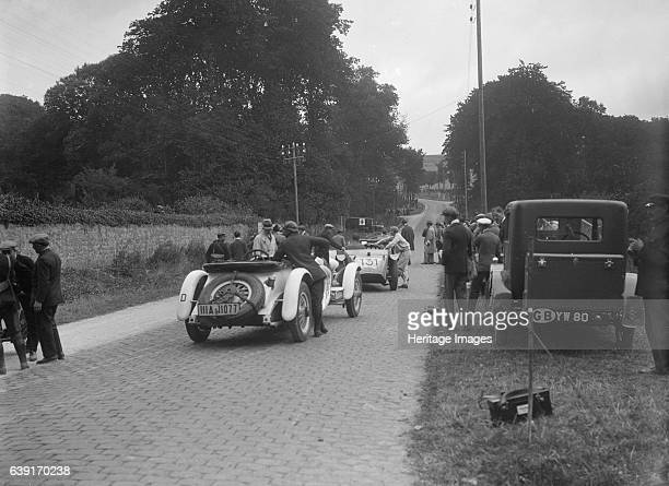 MercedesBenz Vehicle Reg No 111A11077 Entry No 149 Driver WentzelMosau Baron Background Georges Irat Open 2seater 2000 cc Entry No 131 East of La...