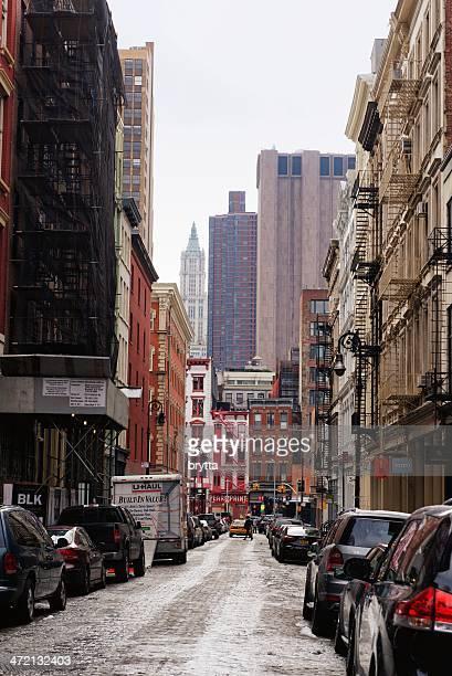 Mercer Street, NYC