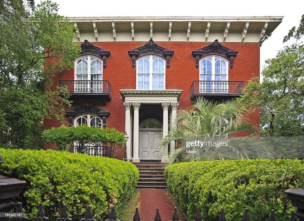 'Mercer Williams House Museum - Savannah, Georgia'