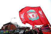 GBR: Liverpool FC v Manchester United - Premier League