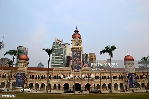 Merdeka Square Building