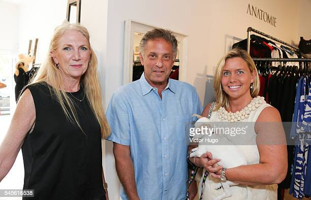 Meredith Brownestein Kenny Gerstenfeld and Lisa Candido attend Southampton Animal Shelter Foundation Addo Stella Flame Vinkara Vineyards Host an...