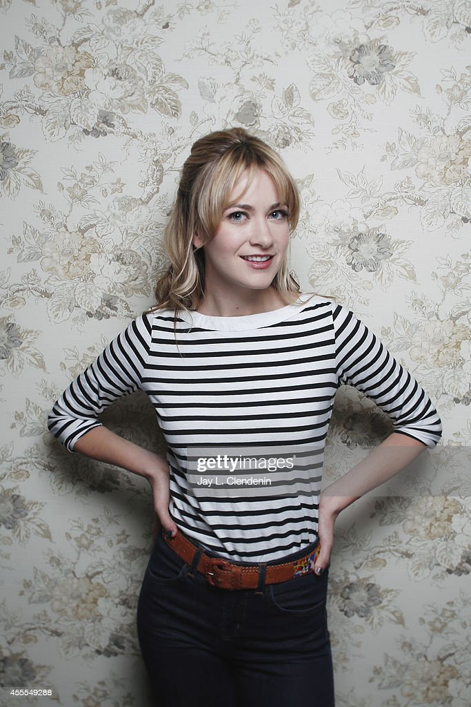<a gi-track='captionPersonalityLinkClicked' href=/galleries/search?phrase=Meredith+Hagner&family=editorial&specificpeople=6215432 ng-click='$event.stopPropagation()'>Meredith Hagner</a> is photographed for Los Angeles Times on January 18, 2014 in Park City, Utah. PUBLISHED IMAGE.