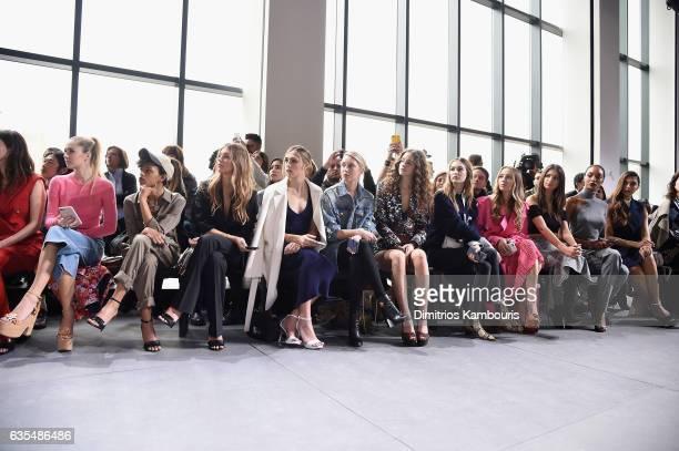 Meredith Melling Selah Marley Camila Morrone Sistine Stallone Princess MariaOlympia of Greece and Denmark Coco Konig Laura Love Harley VieraNewton...