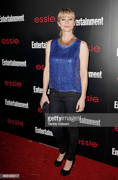 Meredith Monroe attends the Entertainment Weekly SAG Awards preparty at Chateau Marmont on January 17 2014 in Los Angeles California
