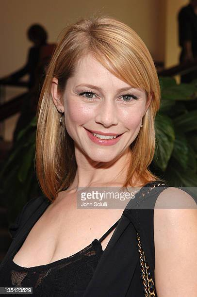 Meredith Monroe during 3rd Annual 'Hollywood Bag Ladies' Lupus Luncheon at Beverly Hills Hotel in Beverly Hills California United States