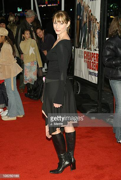 Meredith Monroe during 'Cheaper By The Dozen' World Premiere at Mann's Grauman Chinese Theatre in Hollywood California United States
