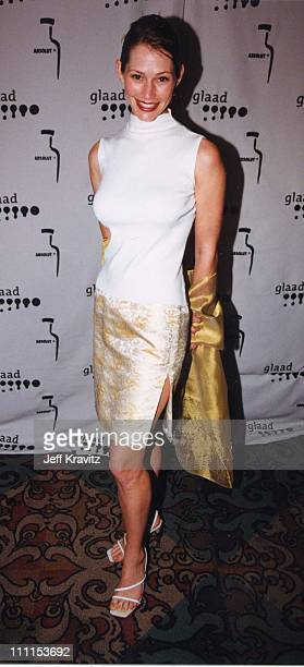 Meredith Monroe during GLAAD Media Awards 2000 at Century Plaza Hotel in Los Angeles California United States